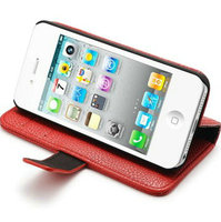 2014 Hot Sell Universal Leather Cases for Mobile phones for Iphone 5/5S