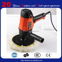 900W 180MM Stock vertical car polisher for sale XJL-180
