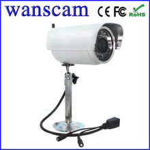 Wanscam(JW0020)- Outdoor IP Webcam IR Wireless Auto infrared IP Camera with MJPEG, CMOS free P2P