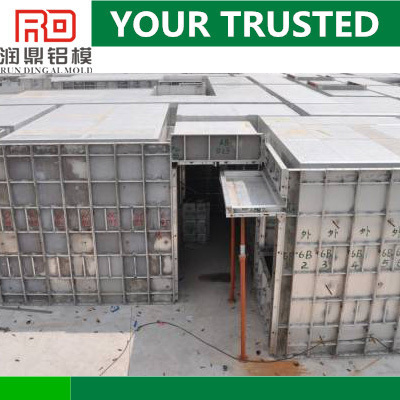 RD Alibaba High Standard Aluminum Construction building material for concrete formwork In Stock sell to Australia
