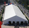 Aluminum frame 20x30 party tent for wedding event