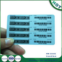 Customized Paper Prepaid Calling Cards Recharge Cards Prepaid Voucher Cards
