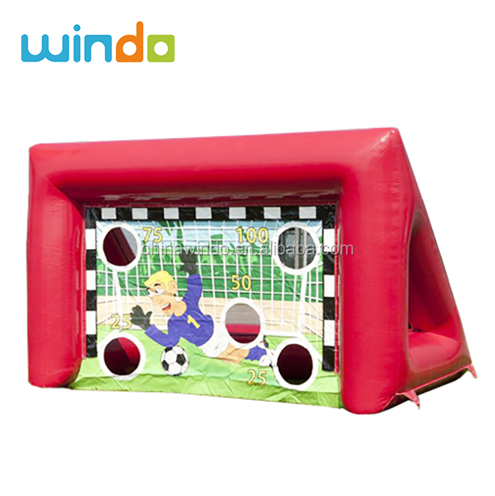 bouncy castles inflatable football game court