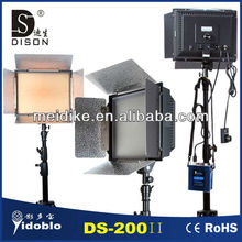 New Desigu Hot Selling LED Studio studio photographic flash light