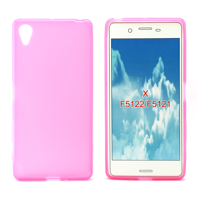mobile phone accessories case for XA F3111 clear gel case