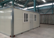 Customized Movable Modified Shipping Containers Prefab Living house