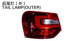 FOR CITROEN C5 13-(X7R) Auto Car tail lamp tail light outer