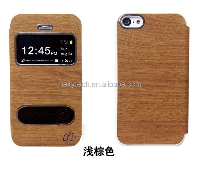 high quality real wood phone case for iphone 5S original
