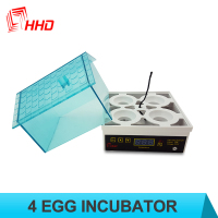 CE approved high quality hatching egg toy incubator for children YZ9-4