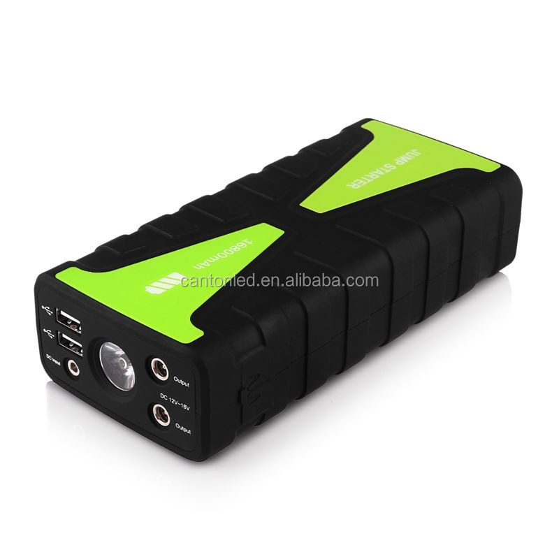 16800mAh 12V Vehicle Power Booster 800A peak current Car Jump Starter