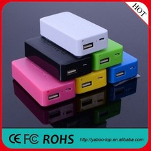 (Promotion) Hot Selling Power Bank 5600mAh, Perfume Power Bank 5600mAh for Mobile Phone, 5600mAh Portable Power Bank