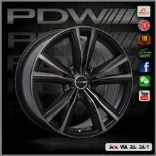 4x4 offroad wheels from PDW GROUP, 5 spoke rims 5267 size 18x8