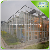 Classic ETFE Film Low Cost Greenhouse With Low Price