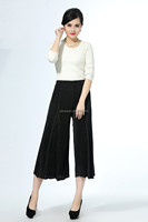 2016 Fashionable spring women harem pants loose comfortable ladies trousers