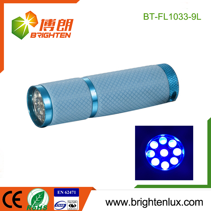 China Factory Supply Cheap Best Colorful Small Aluminum Materail flashlight for dollar store