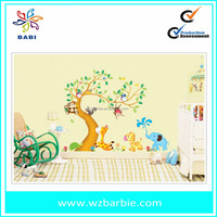 Tree 3d Wall Sticker for cabinet door sticker