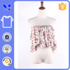 100% Rayon woven printing boob vest indian clothing women tops