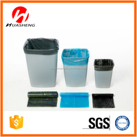 Wholesale customized plastic can liners trash bags