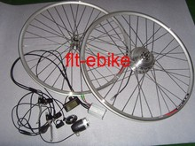 36V250W electric bike conversion kits with waterproof cable