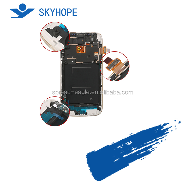 100% Pass Tested Lcd Display Touch Screen Digitizer Assembly For Samsung Galaxy S4 Lcd I9500 I9505
