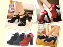 2013 ELEGANT HIGH HEEL WOMEN'S SINGLE SHOES