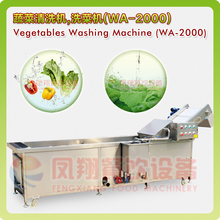 WA-2000 vegetable cleaning machine fruit washer