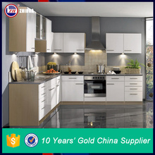 Guangzhou ZHUV white modern kitchen furniture
