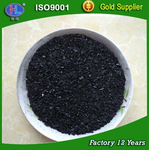 silver impregnated coconut activated carbon for drinking water