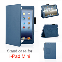 Good Quality Danycase Hot Selling Flip Leather Tablet stand Case for iPad 123456 Mini