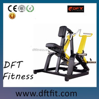 2015 Exercise machine /Free Weight Gym Equipment/ ROW machine DFT-707