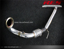 Stainless Steel Flexible Exhaust Pipe For Audi A3 A4 A5 Flex Pipe A6 Q5 Q7