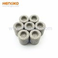 sintered Porous metal stainless steel diesel filter