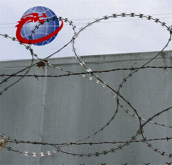 razor barbed wire price from factory