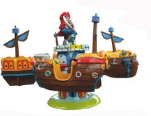 attractions!! amusement park pirate ship 4 arms kids plane rides for sale