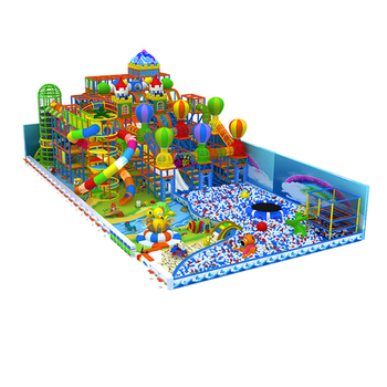 Space Style Quality Kids Indoor Playground Equipment