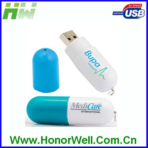 Medical Capsule USB Flash Driver