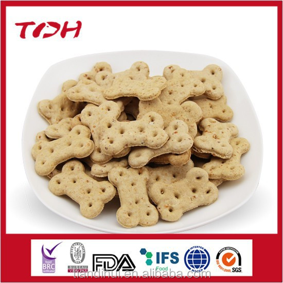 Bone Shape Protein Biscuits Natural Dog Food of Pet Food or Dog Treat of Pet Treat or Dog Snack of Pet Snack