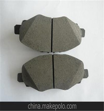 disc brake pads/carbon fiber brake pads/brake pads production process