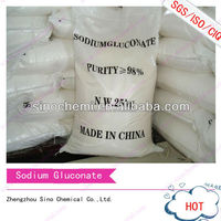Market 98 Sodium Gluconate Price In