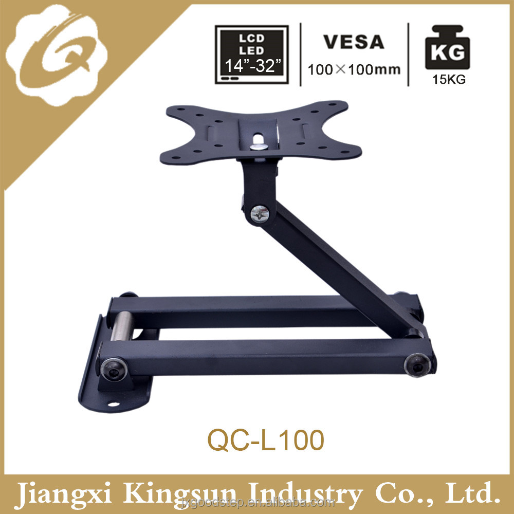 LCD TV WALL MOUNTING BRACKET MOVABLE STAND for 14-37 inch <strong>L100</strong>