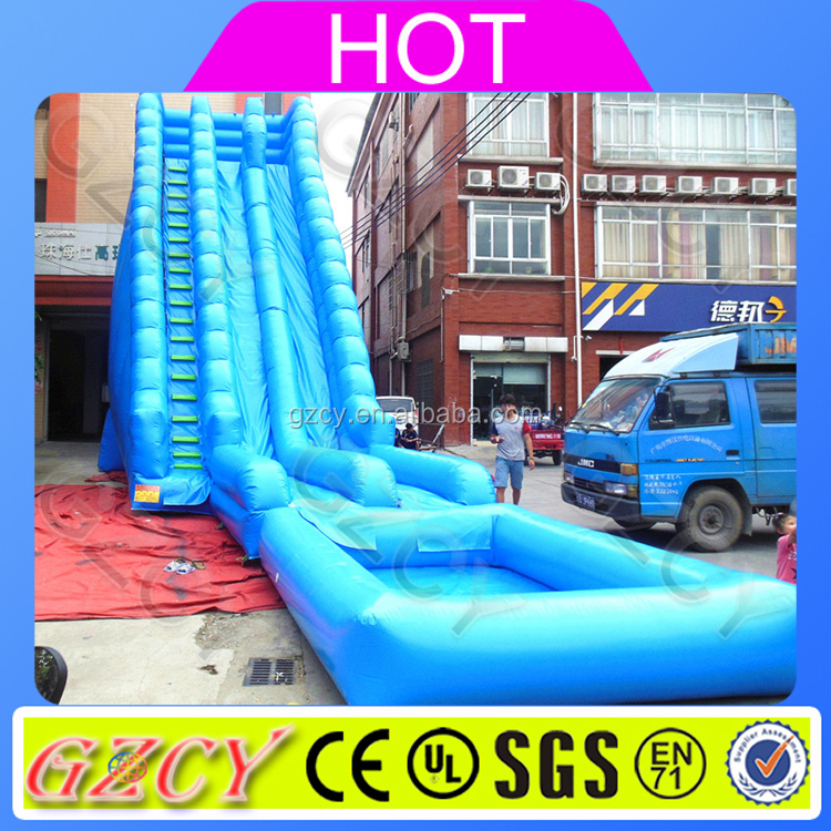 Backyard Inflatable Water Slip N Slide For Kids