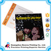 mini high quality glossy lamination children board book printing