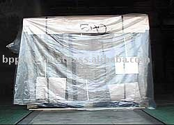 Pallet covers, Pallet Cover Plastic Bag