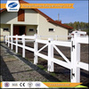 PVC used rail ranch horse fence gate