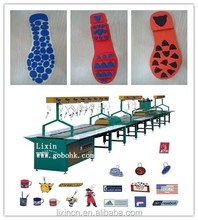 China contemporary hot sell pvc/tpr making shoe sole machine