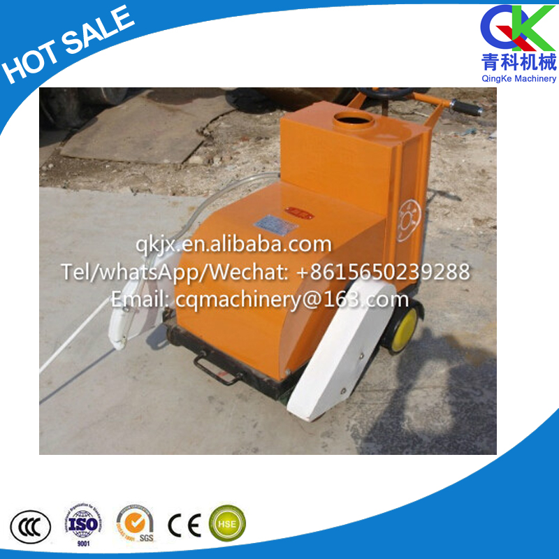 Mini electric concrete cutter groove cutter