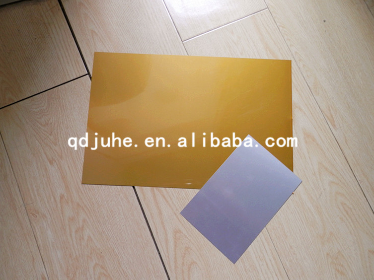 High quality Blank heat transfer sublimation aluminum sheet, Brush,pearlized,surface,mirror surface