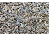 Large river rock stones for landscape and graden