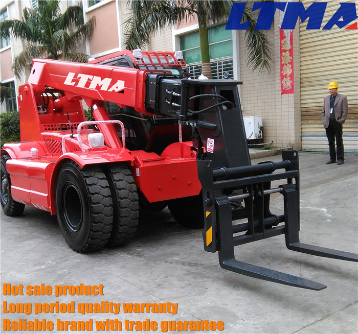 2017 LTMA new telehandler 11 ton telescopic forklift price