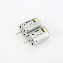 SRC-380S 12V brush DC gear motor airplane model high speed motor